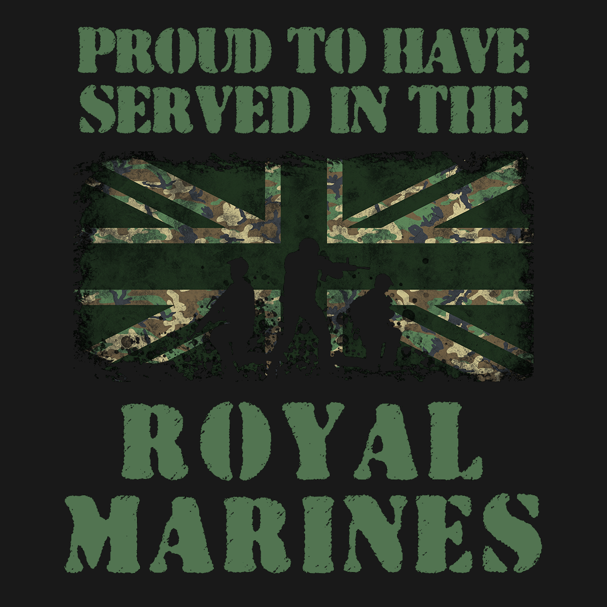 Proud To Have Served RM T Shirt