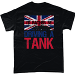 Rather Be Driving A Tank T Shirt