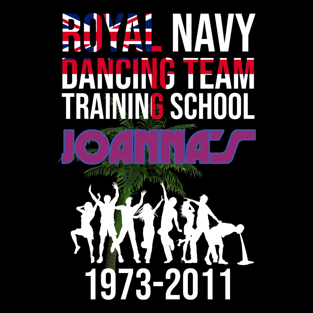 Royal Navy School Of Dancing Unisex T Shirt