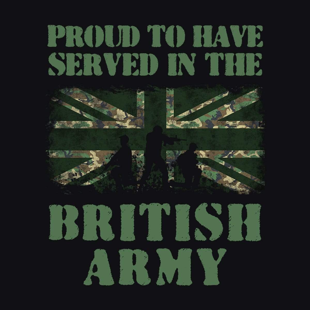 Served in the Army T Shirt