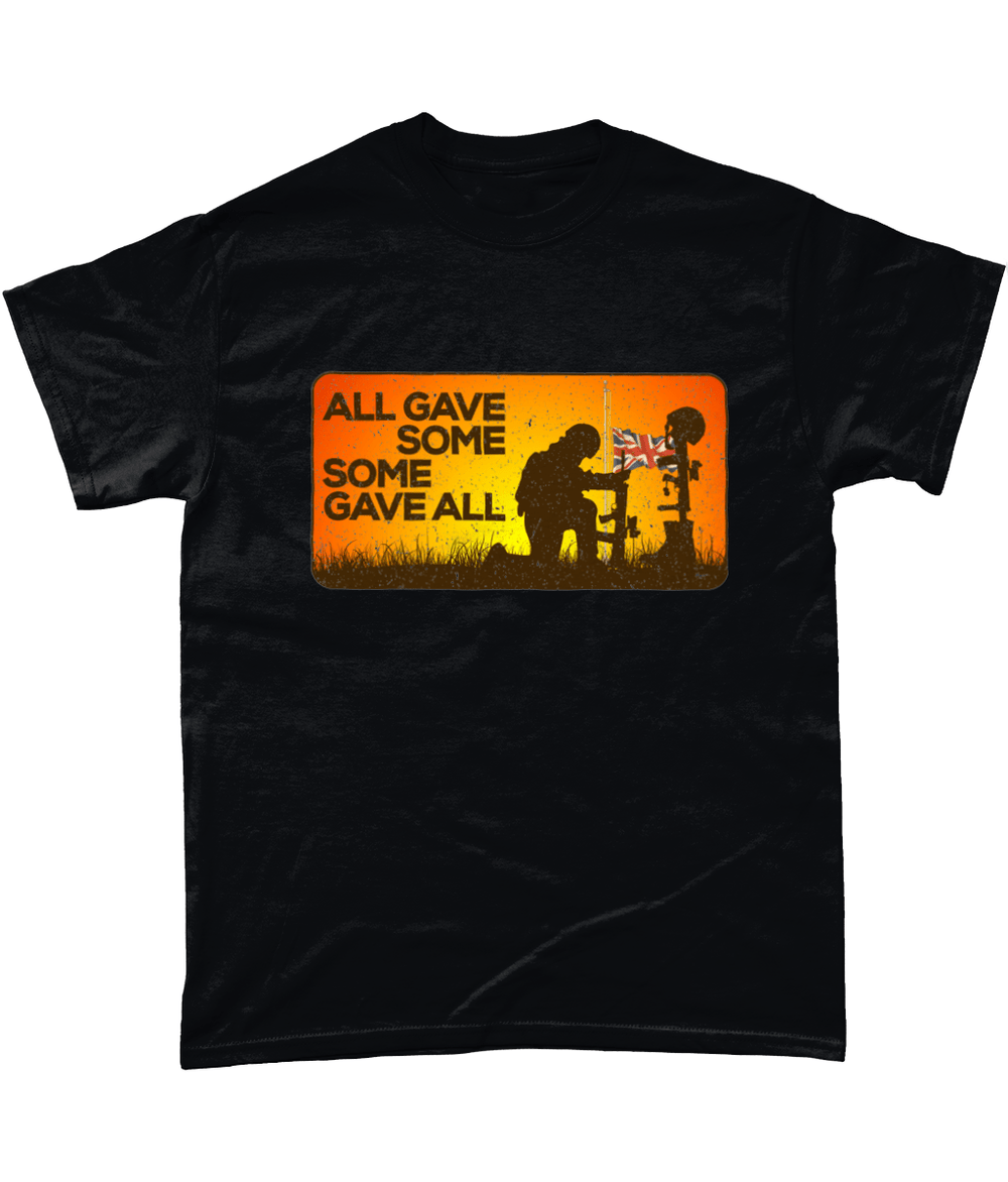 Some Gave All T Shirt