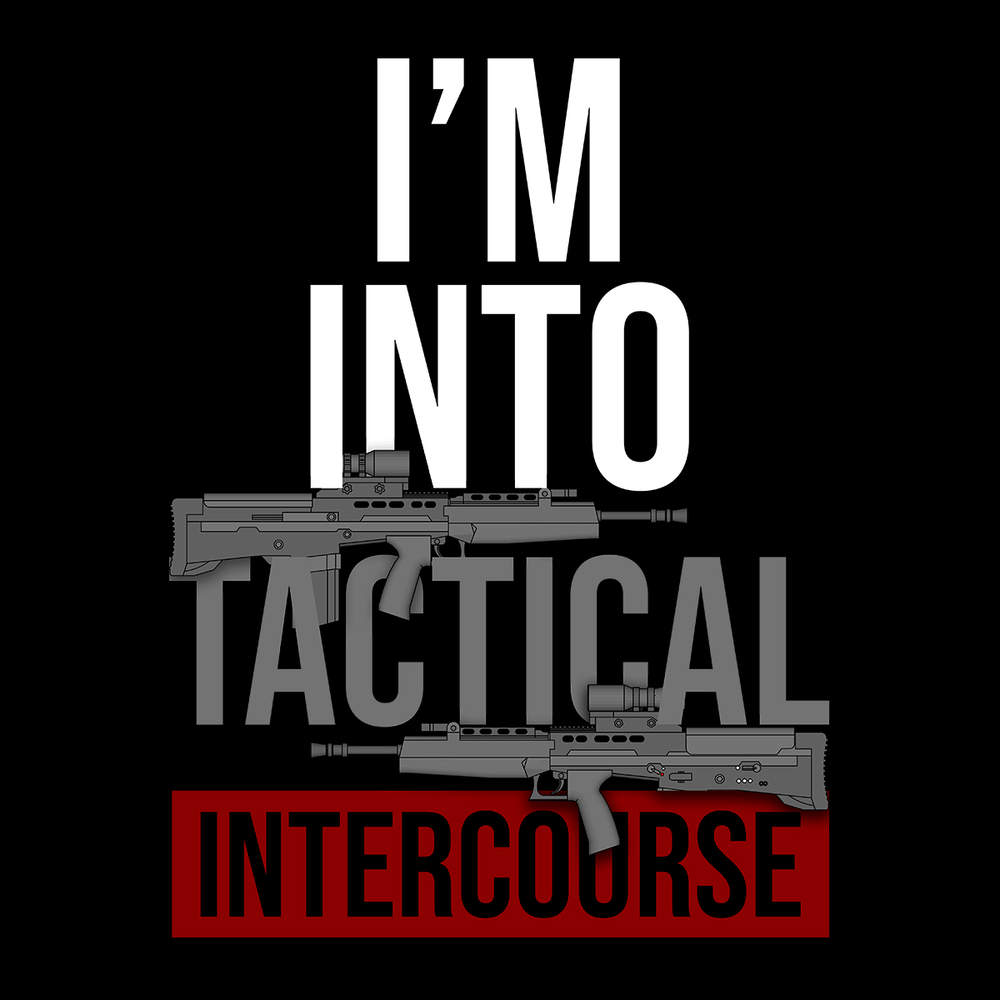 Tactical Intercourse Unisex T Shirt