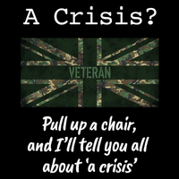 Tell Me About A Crisis Vets T Shirt