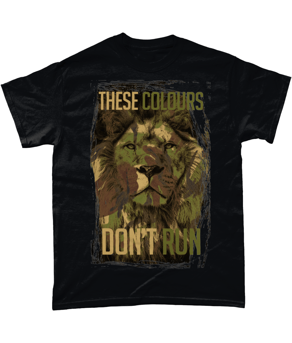 These Colours Don't Run (DPM) T Shirt
