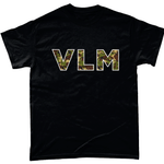 Black / Small VLM Veteran T Shirt