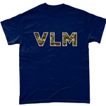 Navy / Small VLM Veteran T Shirt