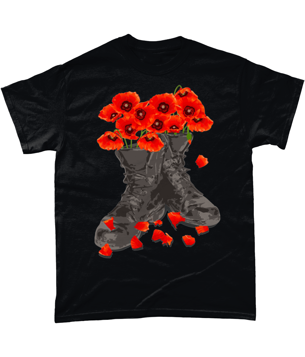 We Will Remember Them T Shirt