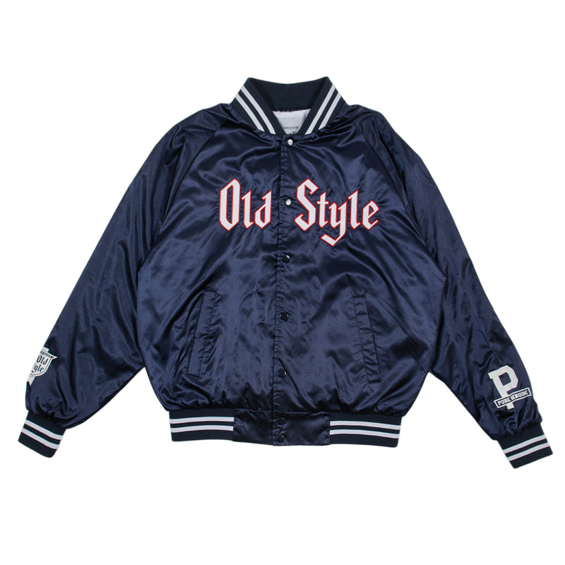 OLD STYLE SATIN COACHES JACKET