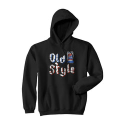 OLD STYLE x JIM BACHOR HOODIE