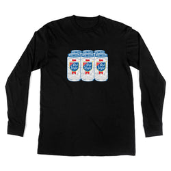6 Pack Long Sleeve