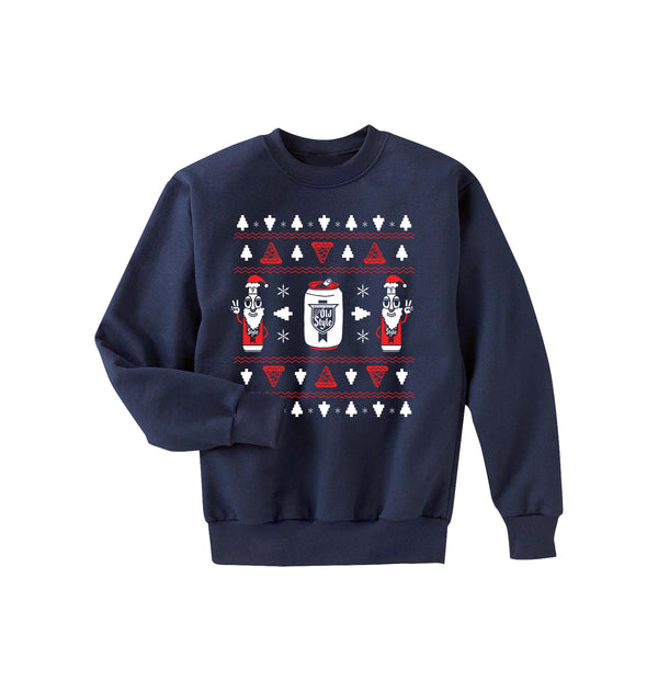 OLD STYLE HOLIDAY SWEATER