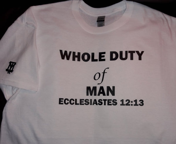 The Whole Duty of Man