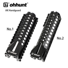 Load image into Gallery viewer, ohhunt Tactical AK System Railed Handguard Lower Standard Picatinny Rail for AK AEG Airsoft GBB Rifles