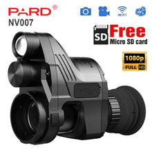 Load image into Gallery viewer, PARD NV007 HD Digital Night Vision With 45mm Adapter Scope Cameras FedEx Free Shipping