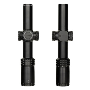 ohhunt Guardian 1-6X24 Hunting Rifle Scopes Compact Glass Etched Reticle llluminate Turrets Lock Reset Tactical Optical Sight