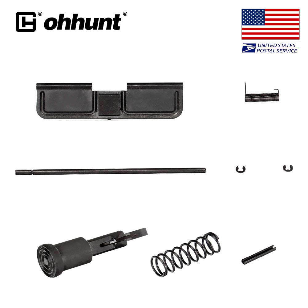 ohhunt Steel Forward Assist Dust Coverl 223 AR15 Upper Receiver Parts Kit