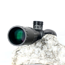 Load image into Gallery viewer, ohhunt FFP 4.5-18X44 SFIR First Focal Plane Hunting Optical Rifle Scopes Side Parallax R/G Glass Etched Reticle Lock Reset Scope