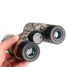 Load image into Gallery viewer, ohhunt B2 10X42 Camouflage Hunting Binoculars Waterproof Fogproof Telescope Wide-angle Bright Optics Camping Hiking Binocular