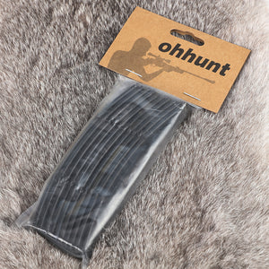 ohhunt Steel Stripper Clips For Hunting Tactical AK SKS Loader 10 Round 7.62x39 10PCS Free Shipping