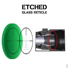 Load image into Gallery viewer, ohhunt LR 5-30x50 SFIR Hunting Scope Tactical Glass Etched Reticle Red Illumination Side Parallax Turrets Lock Reset