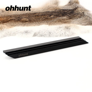 ohhunt Tactical Airforce Condor 11mm Tri-Rail Dovetail Riser Rail Mount Sight Hunting Scope Mounts Accessories