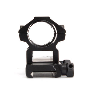 ohhunt 25.4mm Offset 20mm Picatinny Weaver Rings Mount Bi-direction Dia Hunting Tactical Rifle Scope Mounts Accessories