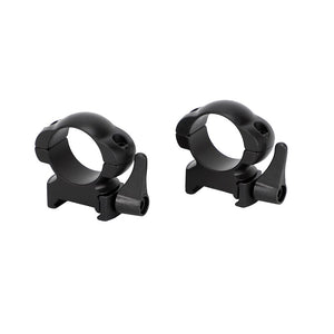 ohhunt Low Medium Profile 25.4mm 1 inch Diameter Steel Quick Release Picatinny Weaver Hunting Scope Rings Tactical Mounts