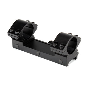 ohhunt 25.4mm 1 inch Low Profile Picatinny Weaver Rail Rings Mount Hunting Tactical Rifle Scope Bracket Mounts Accessories
