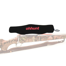 Load image into Gallery viewer, ohhunt Hunting Scope Covers Simple Durable Elastic Neoprene Waterproof Protector Tactical Rifle Scope Cover Accessories