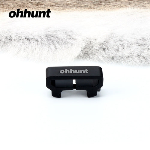 ohhunt Tactical Adaptor Attachment Scope Sling Mount Weaver/Picatinny Rail Riflescope Mount Hunting Accessories