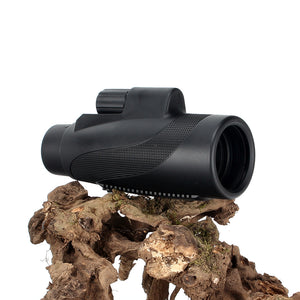 ohhunt 12x50 Monocular Waterproof Fogproof Wide-angle Bright Telescope For Hunting Optics Camping Hiking Travel Concert