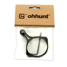 Load image into Gallery viewer, ohhunt Scope Throw Lever 44mm 45mm Tube Dia. Aluminum Magnification Adjustment Ring for Tactical Rifle Scope