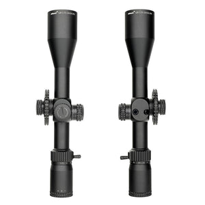 ohhunt LR 5.75-34x50 SFIR Rifle Scope Mil Dot Glass Etched Reticle Red Illumination Side Parallax Turret Lock Reset Hunting Scope