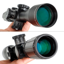 Load image into Gallery viewer, ohhunt FFP 4-14X44 SFIR Side Parallax First Focal Plane Hunting Scope Glass Etched Reticle R\G Illuminated Lock Reset Riflescope