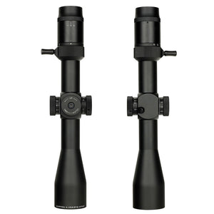 ohhunt Guardian 4-16X44 FFP First Focal Plane Hunting Riflescope Side Parallax Glass Etched Reticle Lock Reset Tactical Scope