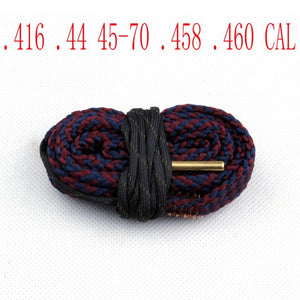 ohhunt Hunting Bore Snake .177 .22 .30 .308 .338 .357 .410 .416 .44/.45 6MM 7MM 8MM 9MM 12GA 16GA 20GA Cleaning Rifle Bore Cleaner