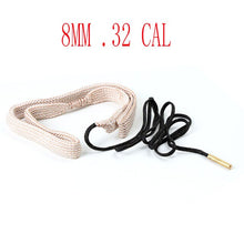 Load image into Gallery viewer, ohhunt Hunting Bore Snake .177 .22 .30 .308 .338 .357 .410 .416 .44/.45 6MM 7MM 8MM 9MM 12GA 16GA 20GA Cleaning Rifle Bore Cleaner