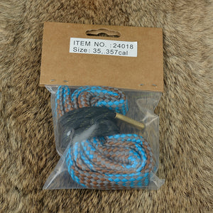 ohhunt Bore Snake .35 .350 .357 .358 .375 Cal GA Gauge Boresnake Shotgun Barrel Bronze Cleaner Kit Hunting Tactical Gun Cleaning