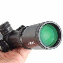 Load image into Gallery viewer, ohhunt Guardian 4-16X44 SF Hunting Rifle Scope 1/2 Half Mil Dot Reticle Side Parallax Turrets Lock Reset Tactical Riflescopes