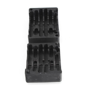 ohhunt Upper Receiver Vise Block 5.56 .223 AR15 M4 M16 Rifle Tool Kit Stock