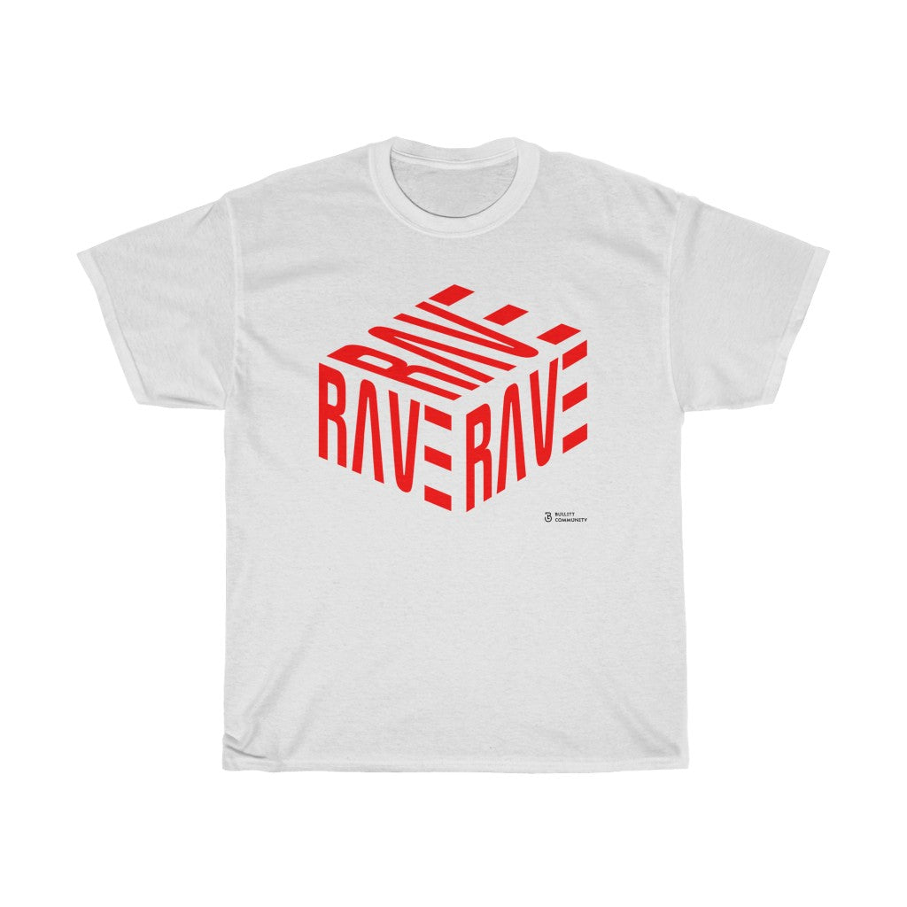 Rave T-Shirt Bullitt Community