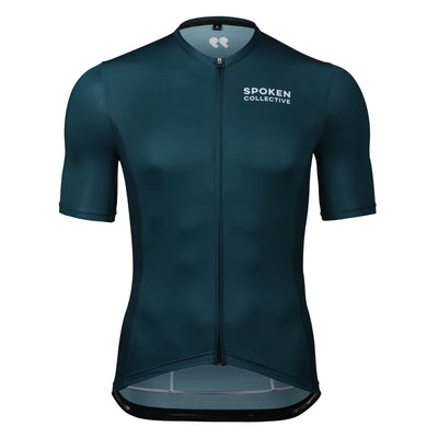 Men's Breakaway Jersey - Deep Teal