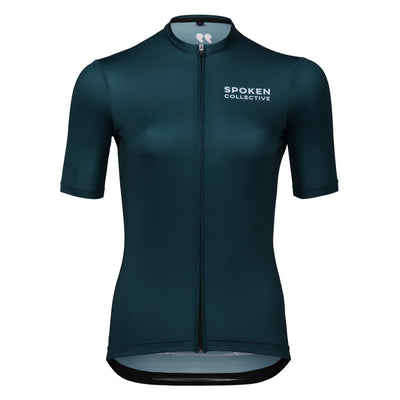 Women's Breakaway Jersey - Deep Teal
