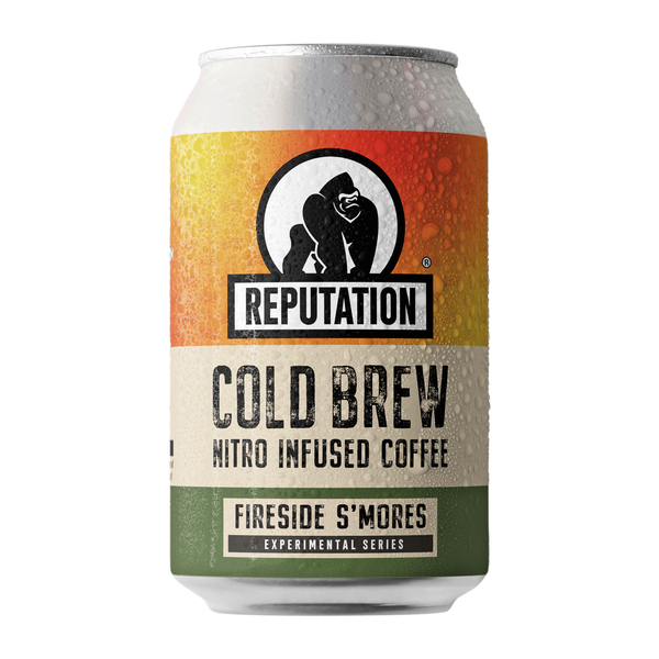 Fireside S'mores Cold Brew Coffee