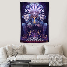 Load image into Gallery viewer, COSMIC JESTER TAPESTRY
