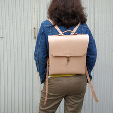 Load image into Gallery viewer, Lemon backpack