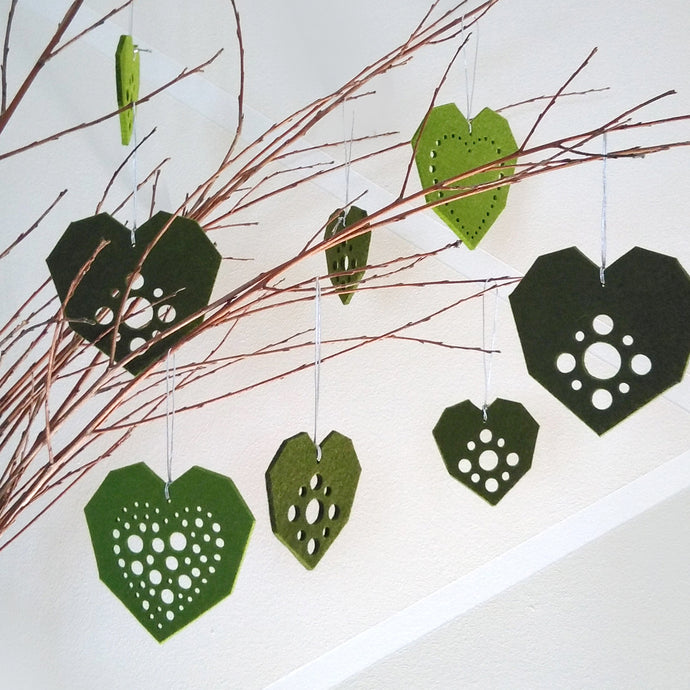 Christmas decoration › heart