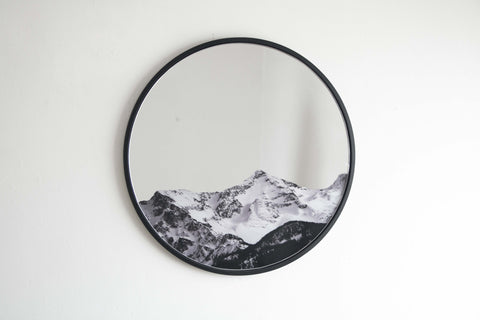 Horrizon Mountain Mirror