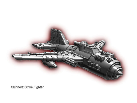 Skinnerz Fighter Squadron