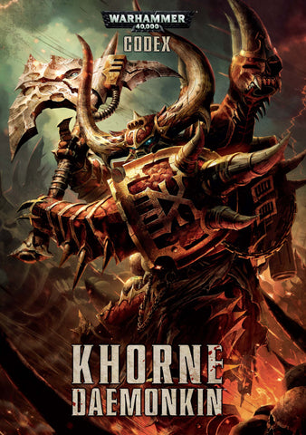Codex: Khorne Daemonkin (English)